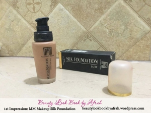 masarrat misbah makeup foundation mm-makeup