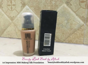 masarrat misbah makeup foundation mmmakeup